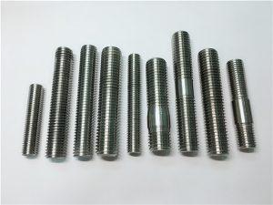 నం .104-అల్లాయ్ 718 2.4668 థ్రెడ్ రాడ్, స్టడ్ బోల్ట్స్ ఫాస్టెనర్ DIN975 DIN976