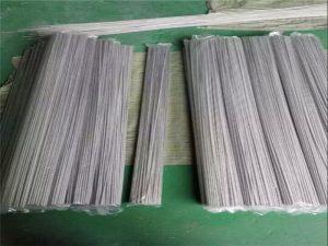 W.Nr.2.4360 సూపర్ నికెల్ మిశ్రమం మోనెల్ 400 నికెల్ రాడ్లు
