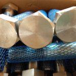 పెద్ద సరఫరా మెకానికల్ ఫాస్టెనర్లు అధిక srenght హెవీ హెక్స్ బోల్ట్ మరియు గింజ